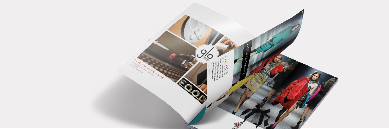 The Studio Design and Marketing - Magazine and Print Design